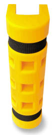 Strap-to-Frame Column Protector